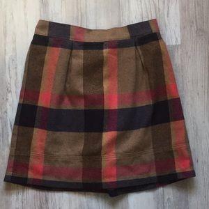 Girls Lands End skirt